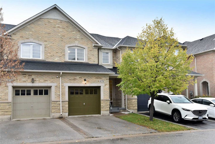 4174 Rawlins Common - Rose Att/Row/Twnhouse for sale, 3 Bedrooms (W5412782)