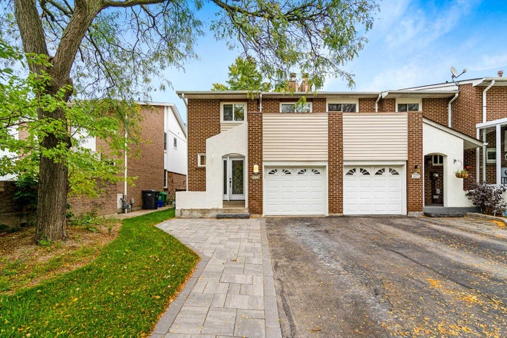 6019 Chidham Cres - Meadowvale Att/Row/Twnhouse for sale, 3 Bedrooms (W5413862)