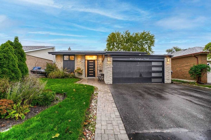 3607 Swirlingleaves Cres - Applewood Detached for sale, 6 Bedrooms (W5413967)
