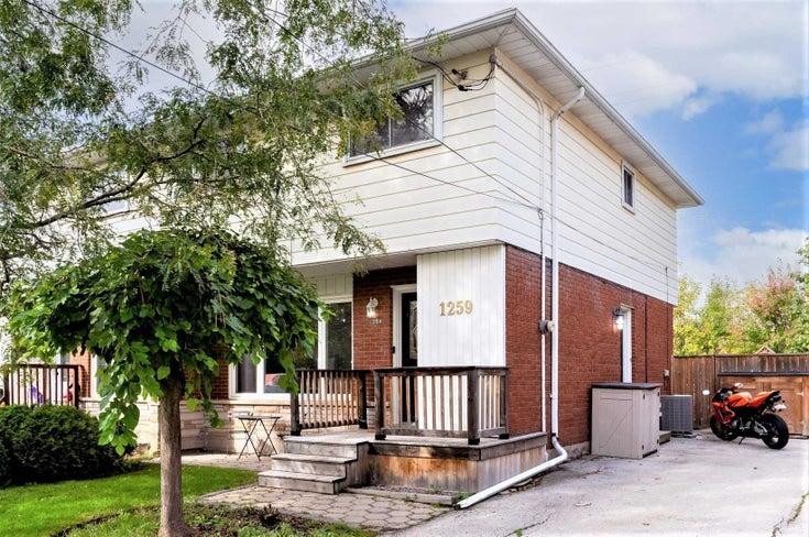 1259 Treeland St - Freeman Semi-Detached for sale, 4 Bedrooms (W5414033)