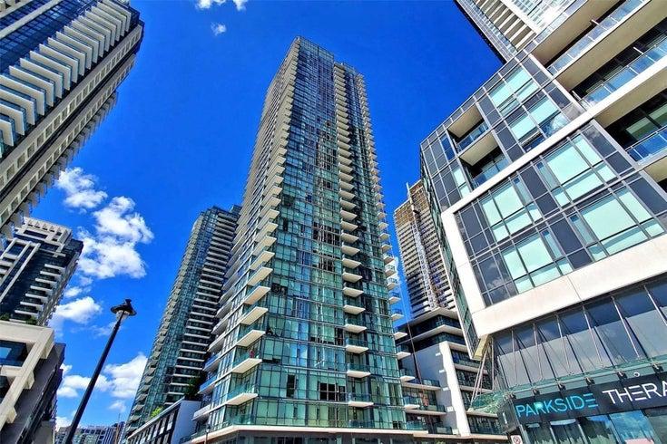 2306 - 4065 Brickstone Mews - City Centre Condo Apt for sale, 2 Bedrooms (W5414061)