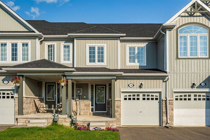 730 Cook Cres - Shelburne Att/Row/Twnhouse for sale, 3 Bedrooms (X5319254)