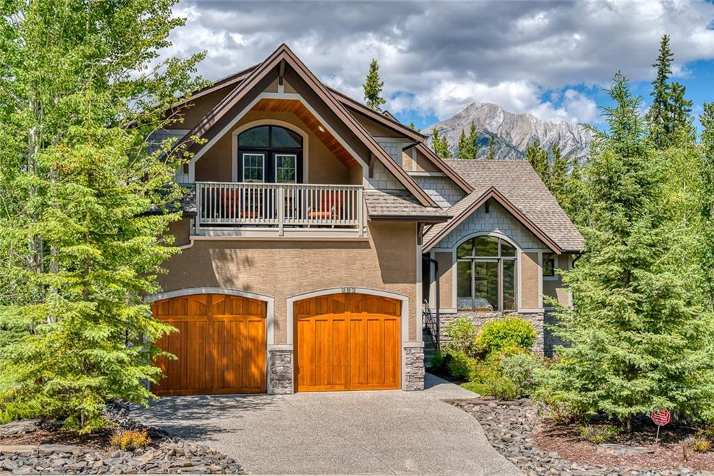 282 Miskow CL - Three Sisters Canmore House for sale, 4 Bedrooms (C4245697)