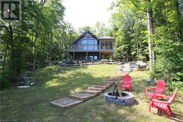 1012 JAMES POINT ROAD - Lake Of Bays House for sale, 3 Bedrooms (214025)