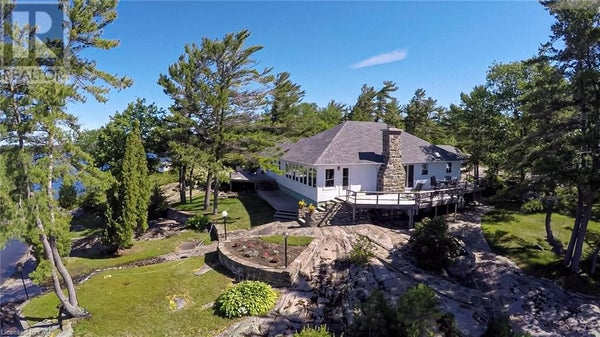225 & 226 HEWSON AND ARDWELL ISLAND - Parry Sound House for sale, 4 Bedrooms (219362)
