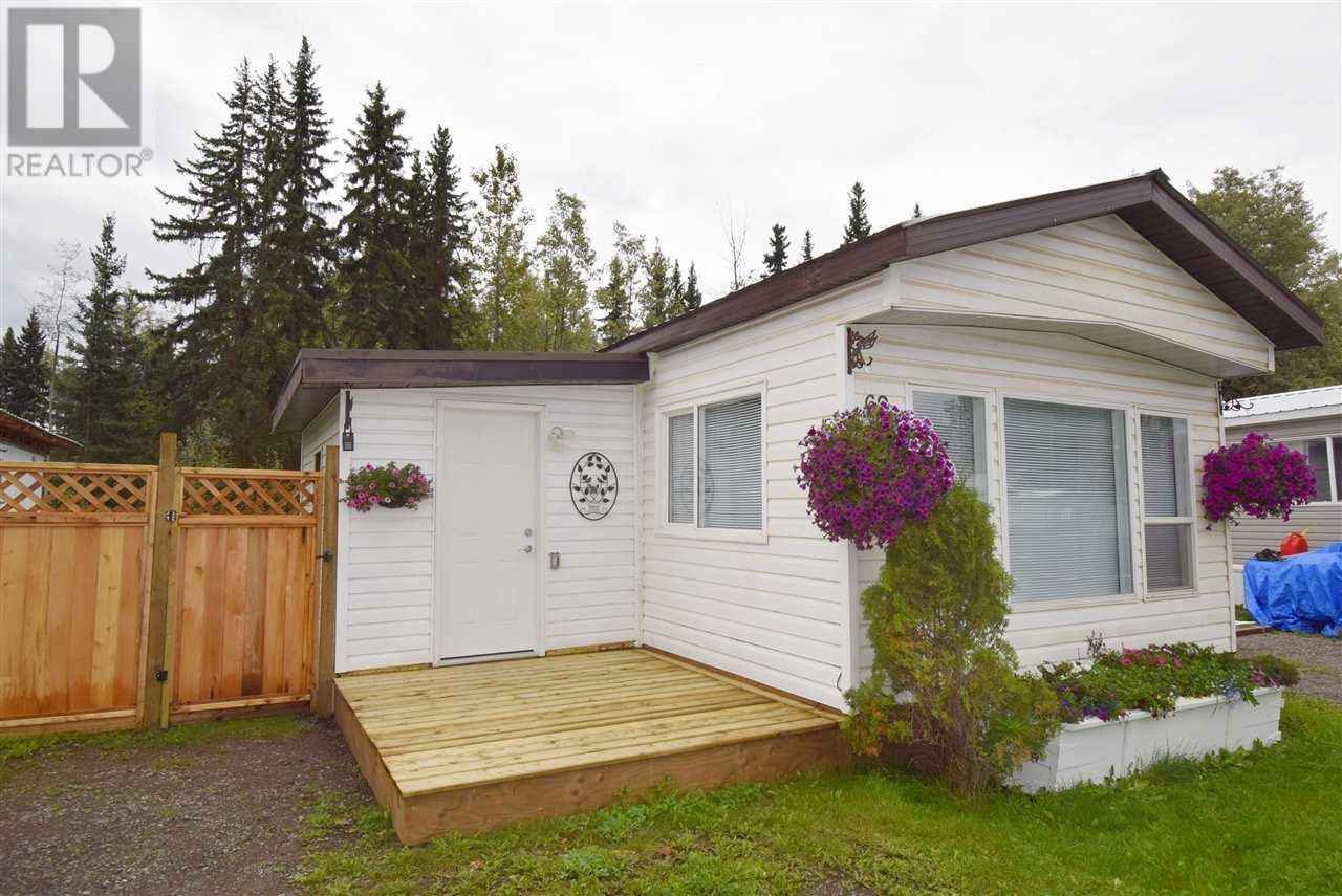69 95 LAIDLAW ROAD - Smithers Manufactured Home/Mobile for sale, 2 Bedrooms (R2405494)