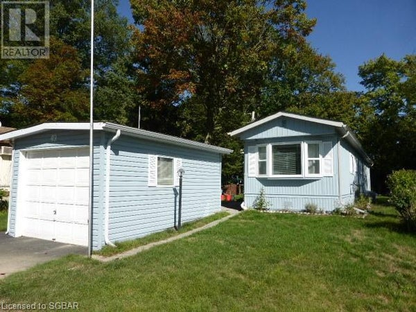 49 GEORGIAN GLEN DRIVE - Wasaga Beach Mobile Home for sale, 3 Bedrooms (222537)