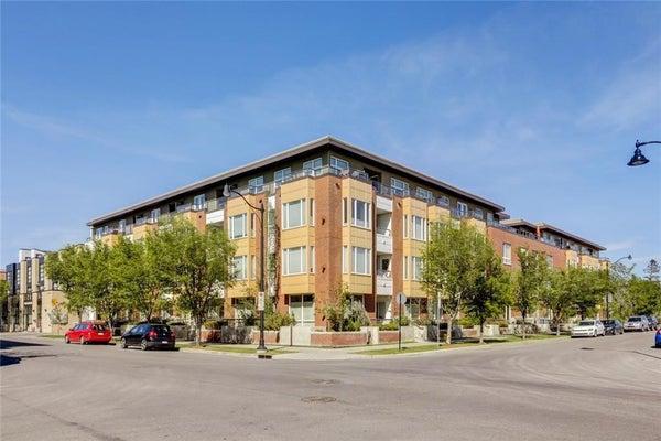 #407 1000 CENTRE AV NE - Bridgeland Riverside Calgary Apartment for sale, 2 Bedrooms (C4268271)
