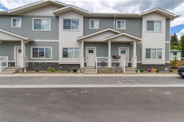 #203 4002 30 Avenue, - Vernon Row / Townhouse for sale, 3 Bedrooms (10193028)