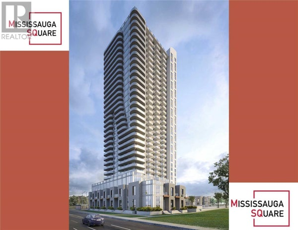 #3320 -8 NAHANI WAY - Mississauga Apartment for sale, 3 Bedrooms (W4611771)