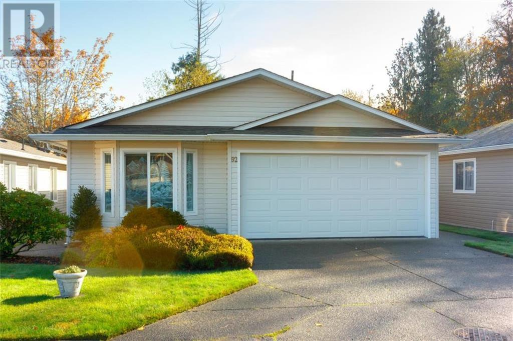 92-7570 Tetayut Rd - Central Saanich Manufactured Home for sale, 2 Bedrooms (417184)