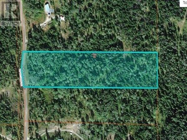 LOT B SPOUT LAKE ROAD - Lac La Hache  for sale(R2418051)