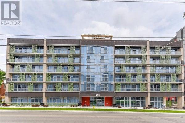 202 -  250 ALBERT Street - Waterloo Apartment for sale, 1 Bedroom (30777112)