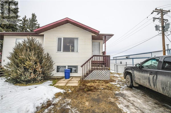 9700 95 Avenue Unit# B - Sexsmith  for sale, 4 Bedrooms (GP213127)