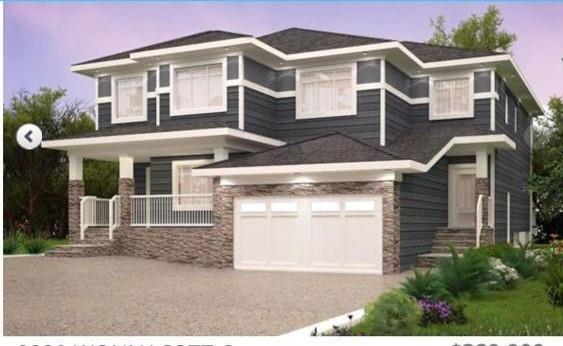 2337 Wonnacott CR SW - Edmonton Duplex for sale, 3 Bedrooms (E4181964)