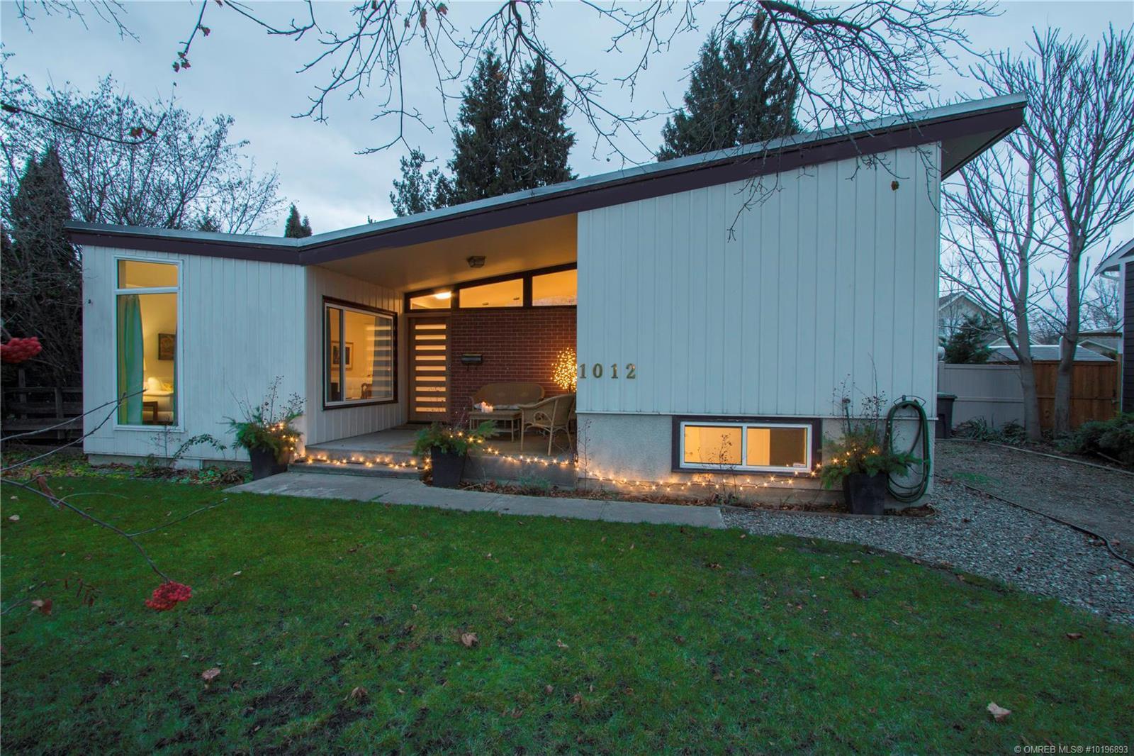 1012 Leon Avenue, - Kelowna House for sale, 3 Bedrooms (10196893)