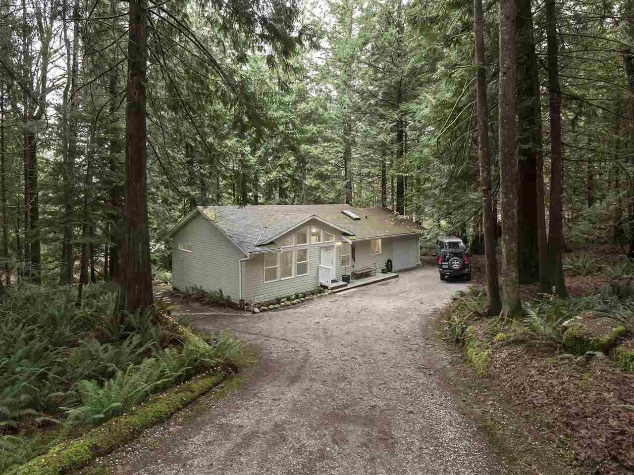 5712 TILLICUM BAY ROAD - Sechelt House for sale, 2 Bedrooms (R2424564)