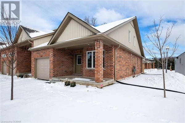 301 ROYAL LANE #74 - Meaford Row / Townhouse for sale, 2 Bedrooms (238332)