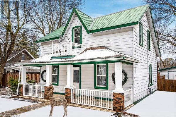227 BROCK STREET - Stayner House for sale, 4 Bedrooms (239978)