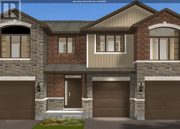 368 Buckthorn DR - Kingston Row / Townhouse for sale, 3 Bedrooms (K20000356)