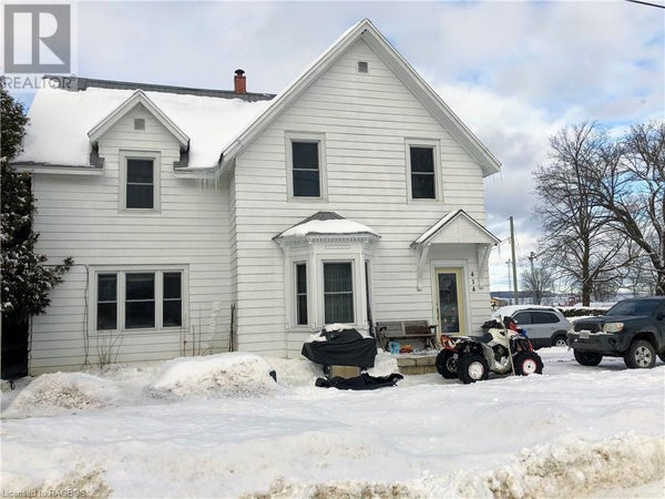 414 GEORGE STREET - Wiarton Multi-Family for sale, 6 Bedrooms (240598)