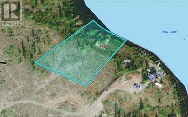 BLK H RAIL LAKE - Lac La Hache Recreational for sale(R2429980)