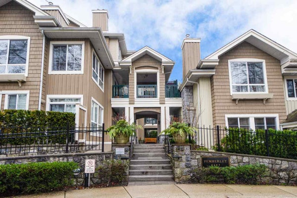 30 5605 HAMPTON PLACE - Vancouver Row / Townhouse for sale, 2 Bedrooms (R2429970)