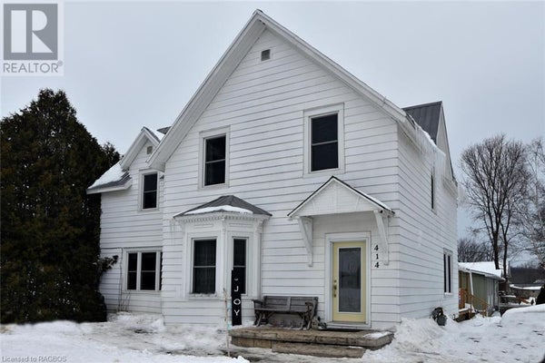 414 GEORGE STREET - Wiarton Apartment for sale, 6 Bedrooms (241144)