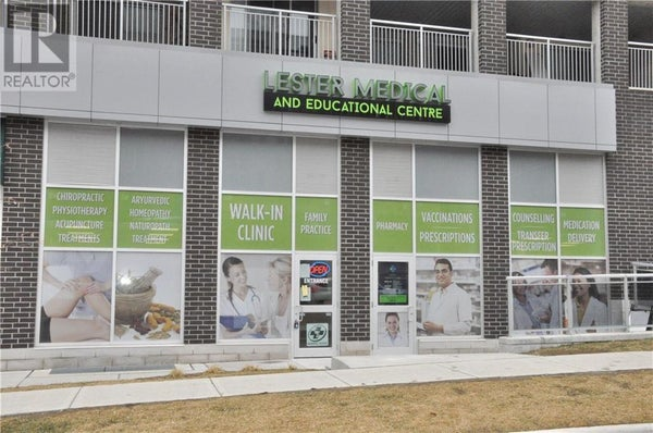 109-110 -  280 LESTER Street - Waterloo Retail for sale(30786638)