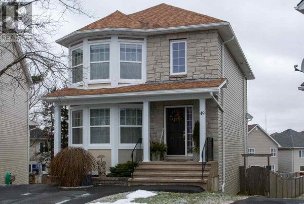 49 Ridgestone Court - Halifax House for sale, 4 Bedrooms (202001241)