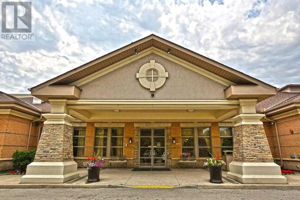 #2415 -100 BURLOAK DR - Burlington Apartment for sale, 1 Bedroom (W4675327)