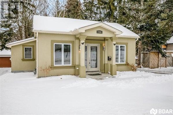 164 CODRINGTON Street - Barrie House for sale, 2 Bedrooms (30785098)