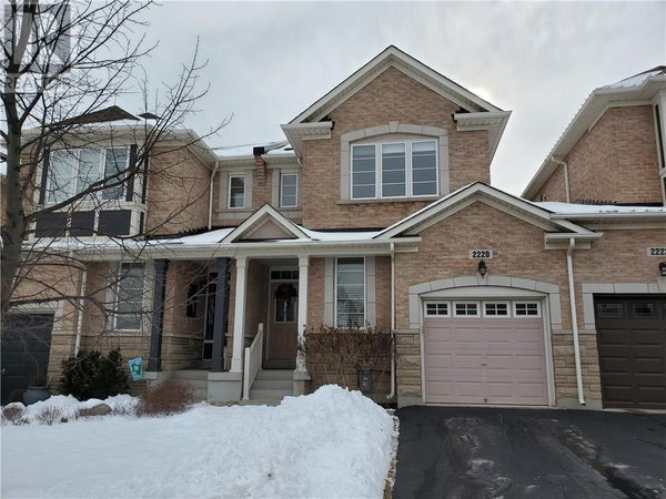 2220 WHITWORTH Drive - Oakville Row / Townhouse for sale, 3 Bedrooms (30786845)