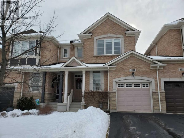 2220 WHITWORTH DR - Oakville Row / Townhouse for sale, 3 Bedrooms (W4676161)