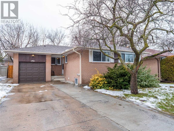 2527 CONSTABLE RD - Mississauga House for sale, 4 Bedrooms (W4676256)