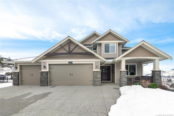 3039 Ironridge Place, - West Kelowna House for sale, 5 Bedrooms (10198053)