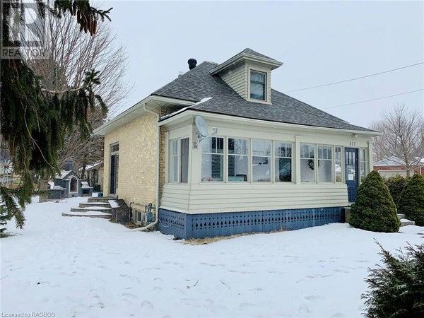 517 GUSTAVUS STREET - Port Elgin House for sale, 2 Bedrooms (242343)