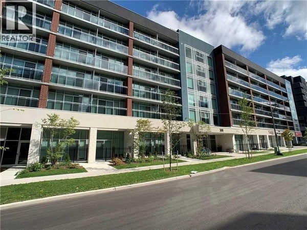 #418 -308 LESTER ST - Waterloo Apartment for sale, 1 Bedroom (X4684506)