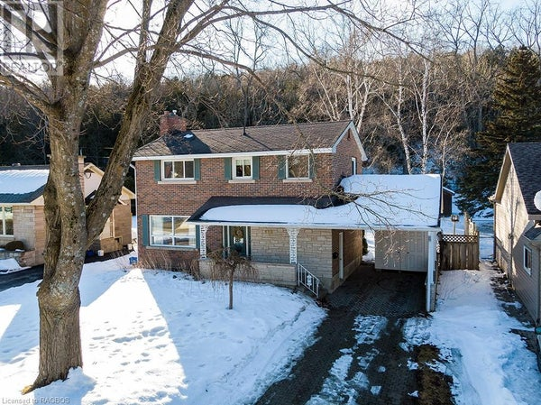 626 6TH AVE WEST - Owen Sound House for sale, 3 Bedrooms (242748)