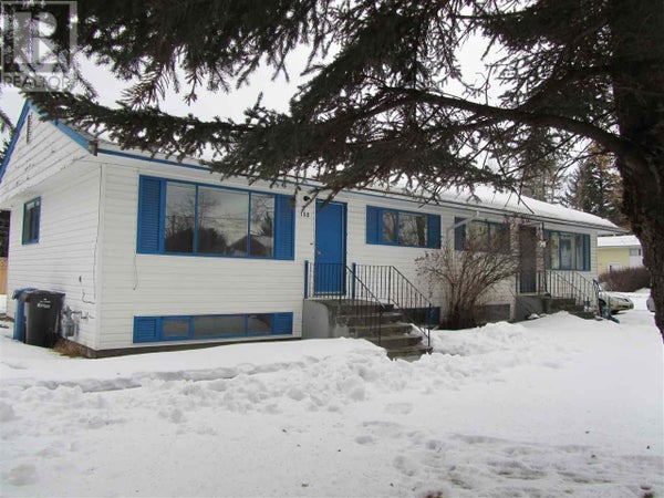 188 EVERGREEN CRESCENT - 100 Mile House Duplex for sale, 3 Bedrooms (R2434082)