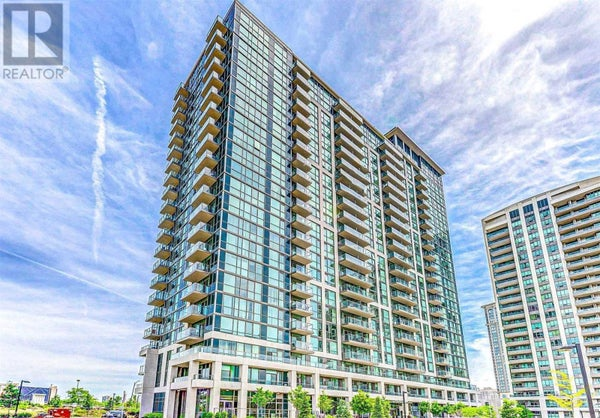 #2518 -339 RATHBURN RD W - Mississauga Apartment for sale, 1 Bedroom (W4689297)