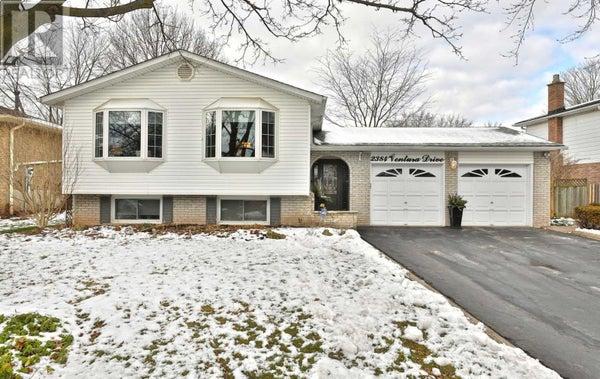 2384 VENTURA DR - Oakville House for sale, 4 Bedrooms (W4689501)