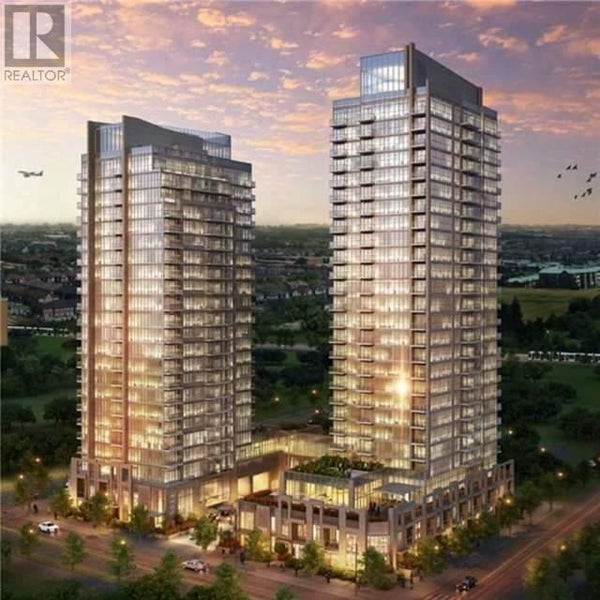 #1311 -5033 FOUR SPRINGS AVE - Mississauga Apartment for sale, 2 Bedrooms (W4689865)