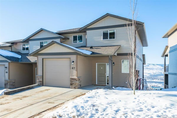 #67 933 Mt Robson Place, - Vernon Row / Townhouse for sale, 4 Bedrooms (10199833)