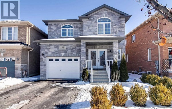 31 CARTER ST - Bradford West Gwillimbury House for sale, 4 Bedrooms (N4693714)