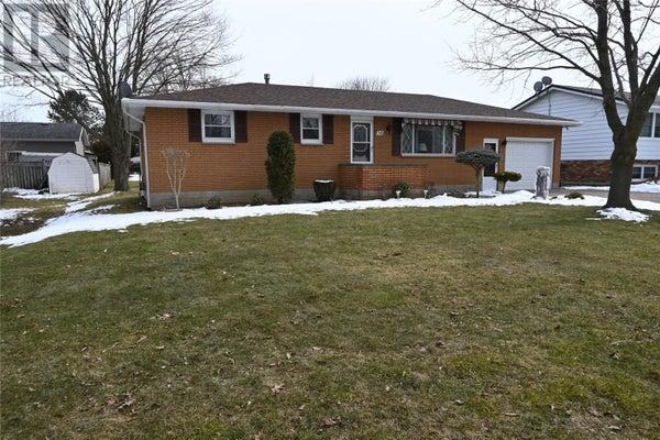 38 Oak STREET - Ridgetown House for sale, 3 Bedrooms (20001897)