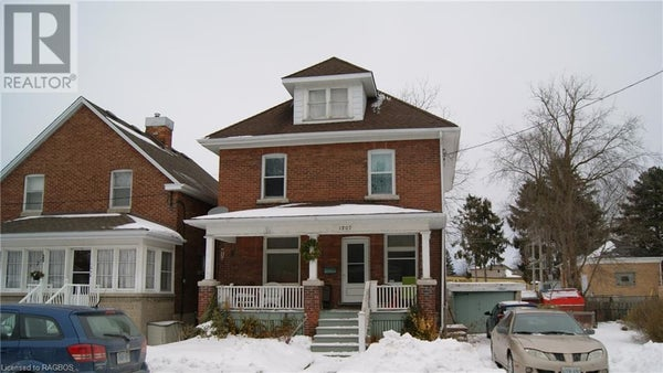 1207 2ND AVENUE A  W - Owen Sound House for sale, 3 Bedrooms (244975)