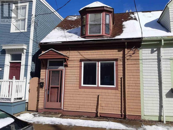 2363 Agricola Street - Halifax House for sale, 2 Bedrooms (202002827)