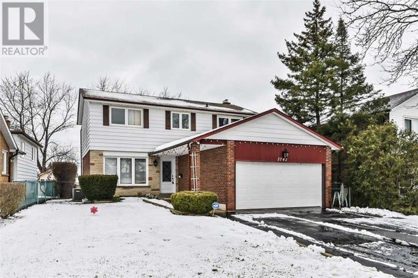 2742 CONSTABLE RD - Mississauga House for sale, 4 Bedrooms (W4696011)