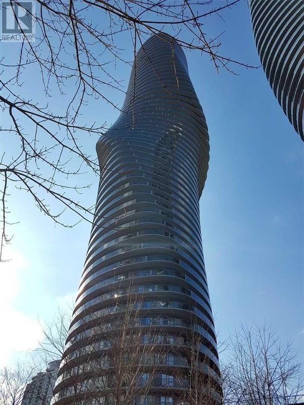 #3407 -60 ABSOLUTE AVE - Mississauga Apartment for sale, 2 Bedrooms (W4696705)